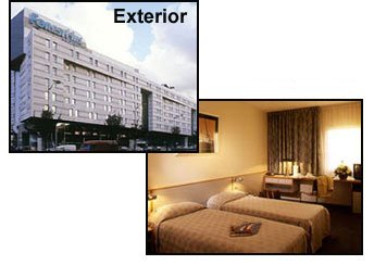Hotels In Paris The Forest Hill La Villette Hotel